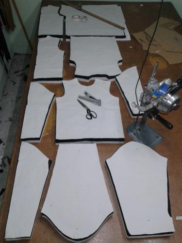 taller molderia textil corte confeccion