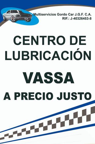taller multiservicios gordo car jgf c.a