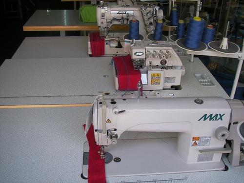 taller nuevo maquinas de coser recta overlock collarete ropa
