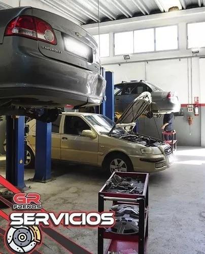 taller reparaciones frenos en general