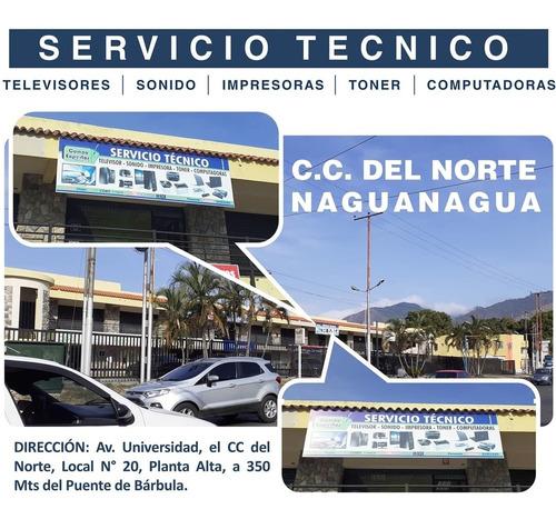 taller servicio tecnico reparacion televisores
