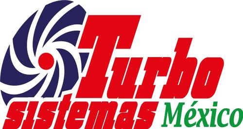 taller turbos instalación nuevos cartuchos refaccionamiento