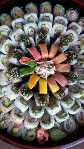 taller y técnicas básicas para elaborar tu propio sushi
