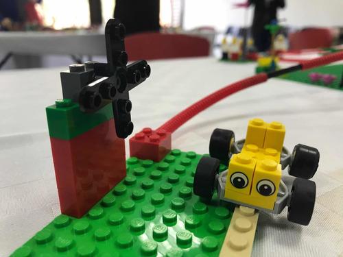 talleres construcción de soluciones con lego serious play