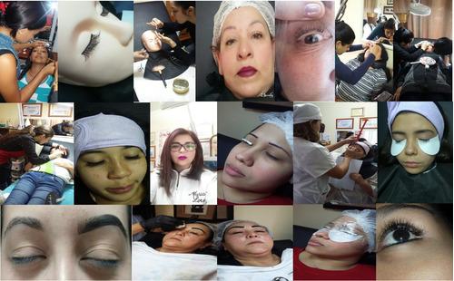 talleres de belleza 100% practicos