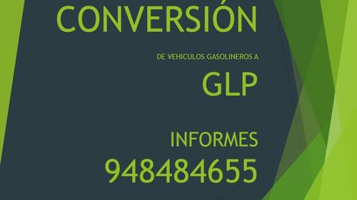 talleres de conversión a glp en huancayo