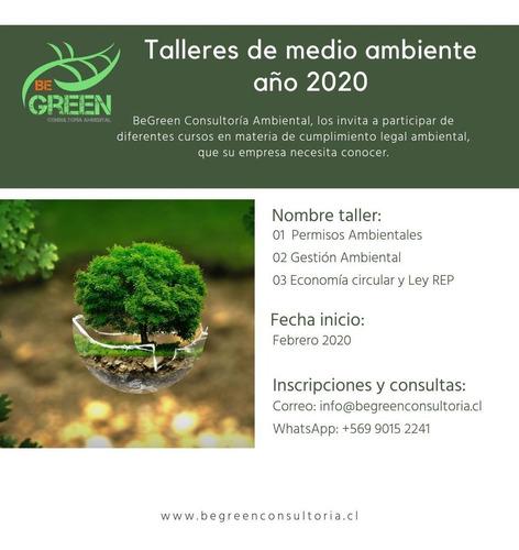 talleres de medio ambiente año 2020