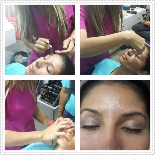 talleres en chic maquillaje: básico, avanzado, depilación