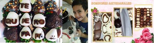 talleres para niños, elaboración de pizzas, pastas, bombones