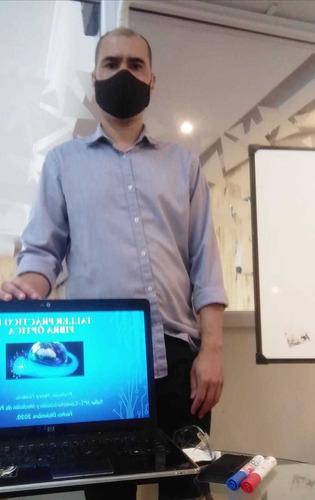 talleres prácticos de fibra óptica presenciales