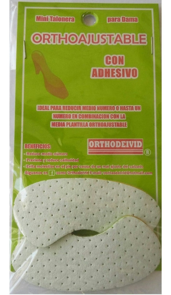 ZapatillaReduce Numero O Medio Para Talonera Zapato P8w0nOk