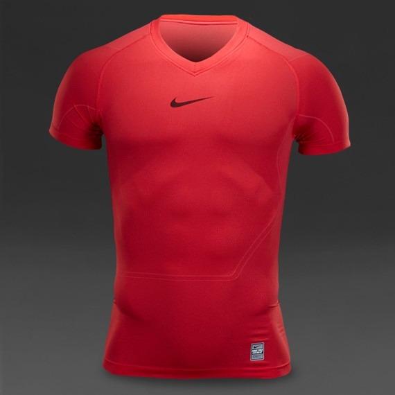 1e99edd10e79a Tam G Camiseta Térmica Nike Pro Combat Compressão V2mshop - R  79
