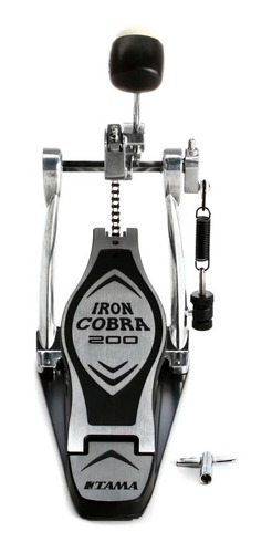 tama iron cobra hp200p pedal de bombo simple