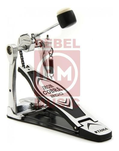 tama- pedal de bombo simple iron cobra