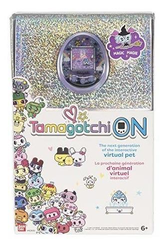 tamagotchi en - magia (purpura)