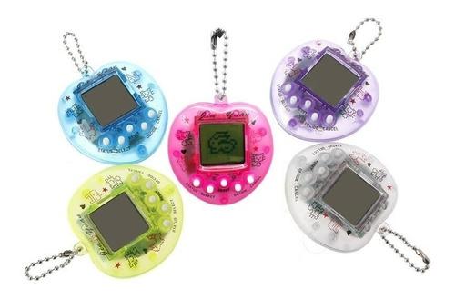 tamagotchi llavero juguete 168 mascotas virtuales nuevos 1a