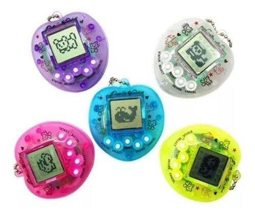 tamagotchi llavero juguete  mascotas virtuales nuevos 1a