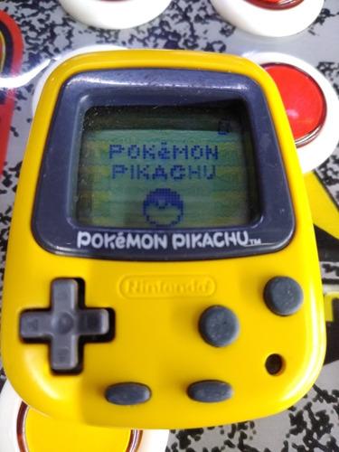 tamagotchi pokémon pikachu buen estado oferta