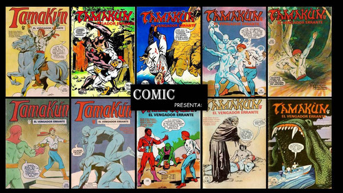 tamakun: 168 revistas escaneadas en dvd