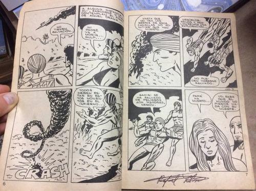 tamakún el vengador errante número 122. cómic antiguo