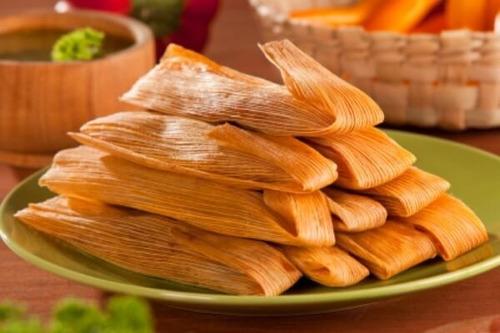 tamales sobre pedido 15 c/ u