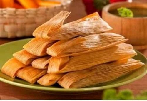 tamales y comida corrida