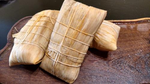 tamales y humitas en chala, con recetas del sur tucumano