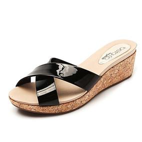 3e6f48f2d Sapato Com Salto De Cortiça Feminino - Sapatos no Mercado Livre Brasil
