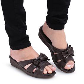f1820e98b9 Sandalia Com Laço Ana Bela - Sapatos no Mercado Livre Brasil
