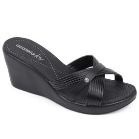 0455b6edd Sandalia Azaleia Lev Feminino - Sapatos com o Melhores Preços no Mercado  Livre Brasil