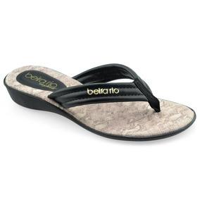 3b34365ccc Sandalia Conforto Beira Rio Salto - Sapatos no Mercado Livre Brasil