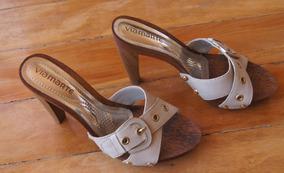 9ea40012f Tamanco Via Marte - Sapatos com o Melhores Preços no Mercado Livre Brasil
