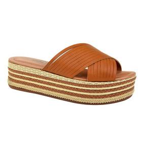 7a17ed448b Sandalia Plataforma Dakota - Sapatos Marrom no Mercado Livre Brasil