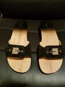 dfee089477 Tamanco Madeira Dr Scholl - Sapatos no Mercado Livre Brasil