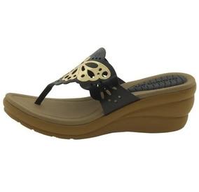 9385b0b46 Sandalia Azaleia Anabela Feminino - Sapatos com o Melhores Preços no  Mercado Livre Brasil