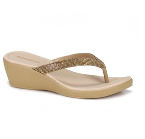 41b3d032b6 Sapato Azaleia Salto Anabela - Sapatos no Mercado Livre Brasil