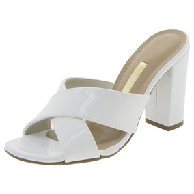 4355f711ab Tamancos Salto Alto Feminino - Sapatos no Mercado Livre Brasil