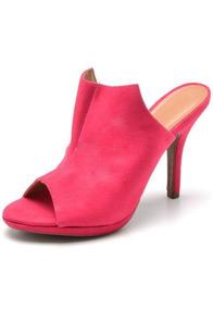 da52191918 Salto Alto Rosa Pink Vizzano - Sapatos no Mercado Livre Brasil
