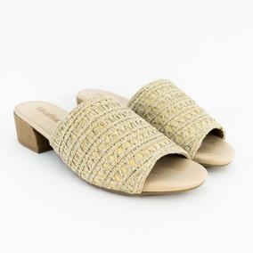 f5e0dfd5f Sapato Muli 100% Couro Usaflex - Sapatos com o Melhores Preços no Mercado  Livre Brasil