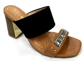30b8e2f65 Sandalia Via Marte Com Stress Feminino - Sapatos para Feminino em ...