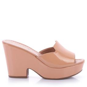 9d6e4c7bec Sandalias Valentina Nude - Sapatos no Mercado Livre Brasil