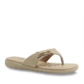 8c9eb6f8c Sandalia Rasteira Comfortflex - Sapatos com o Melhores Preços no Mercado  Livre Brasil