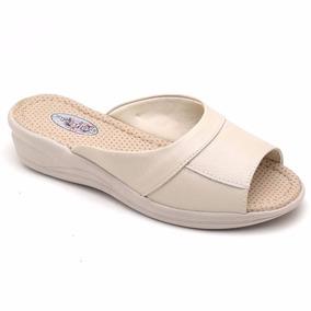 988879441 Sandalia Ortopedica Feminina Senhora - Sapatos com o Melhores Preços no  Mercado Livre Brasil