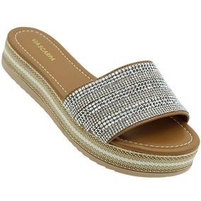 0e5323dd93 Tamanco Plataforma Via Scarpa - Sapatos no Mercado Livre Brasil