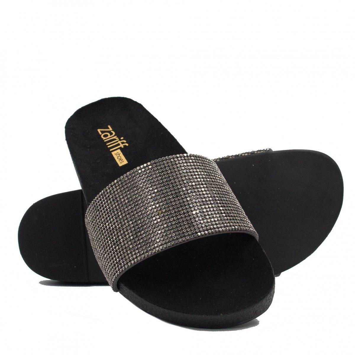 6f87f97a26 tamanco zariff shoes birken strass 108015. Carregando zoom.