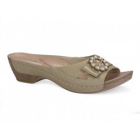c5c04bd542 Tamanco Campesi Feminino Sandalias - Sapatos no Mercado Livre Brasil