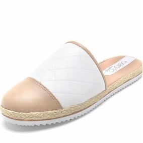 14c82ff61 Linha Charme Branco - Sapatos para Feminino no Mercado Livre Brasil