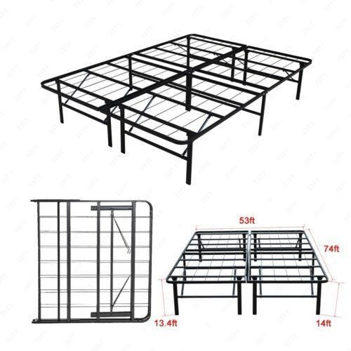tamaño completo moderna bi-fold plegable plataforma cam-4764