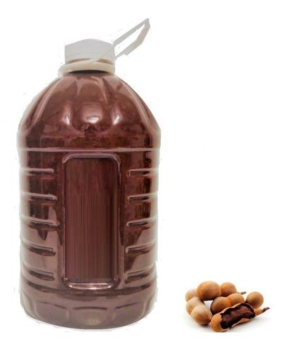tamarindo concentrado rinde 45 lts garrafa 5.5 litros