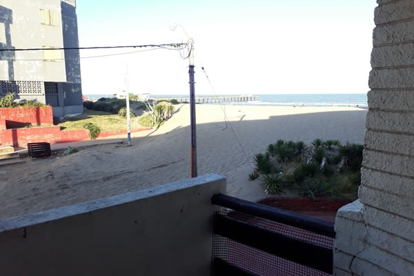 tamarisco 1º piso vista al mar balcón parrilla de uso común